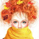 Най-добрата грижа за косата през есента